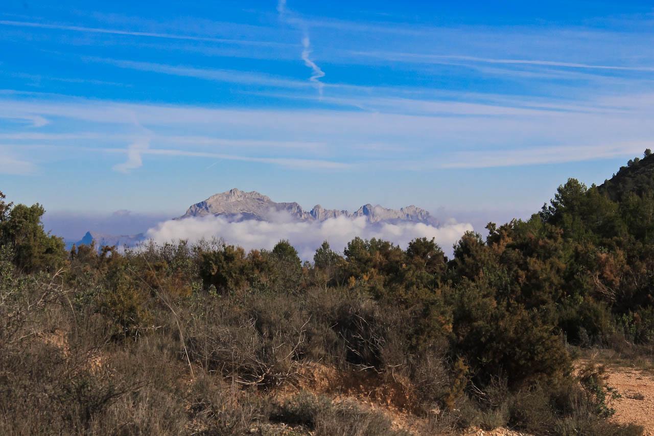 Bernia Ridge